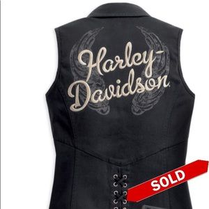 Harley-Davidson Women's Traditional Wing's Shirt